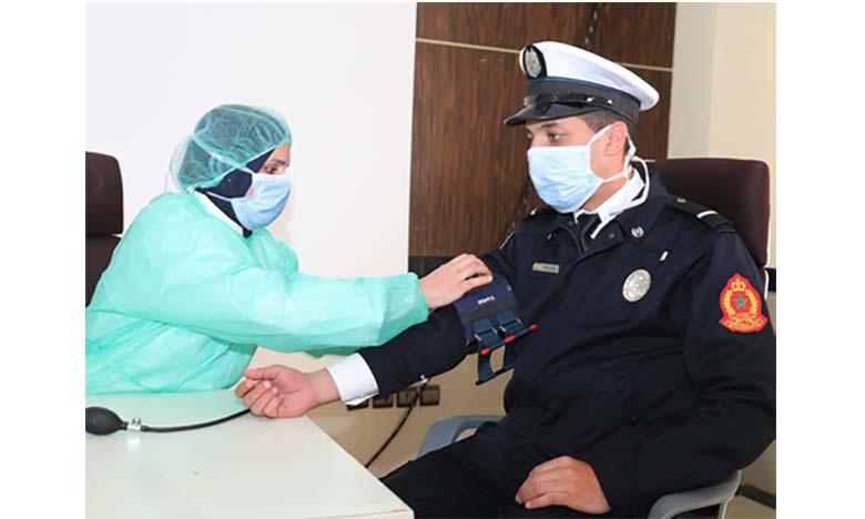 Mobilisation des fonctionnaires et cadres de la préfecture de police pour renflouer les stocks de sang