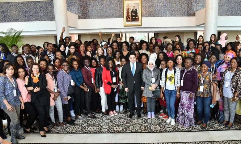 Nasser Bourita : L'Afrique a besoin des femmes engagées pour faire connaître les défis du continent