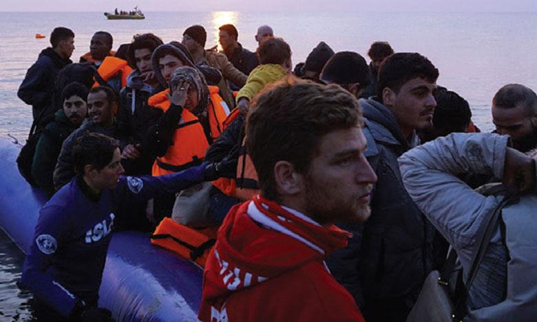Le programme d'aide au retour n'est pas valable pour les migrants récemment arrivés en Grèce après l'annonce de la Turquie le 28 février de laisser les migrants partir en Europe.Ph. DR