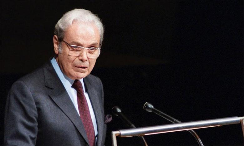 L'UNESCO salue la mémoire de Javier Pérez de Cuéllar, fervent défenseur de la diversité culturelle