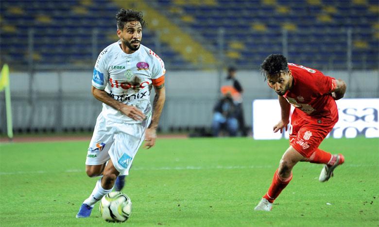 Le football  au Maroc mis en  quarantaine