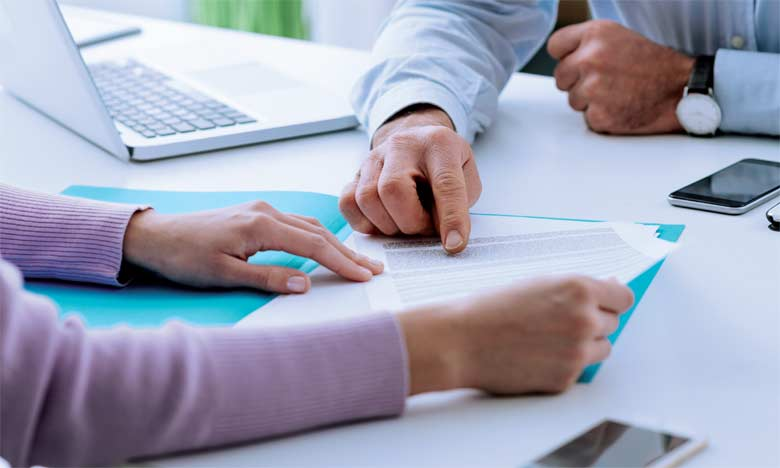 Ministère du Travail : Les services relatifs au visa de contrat de travail et de maintien en service suspendus