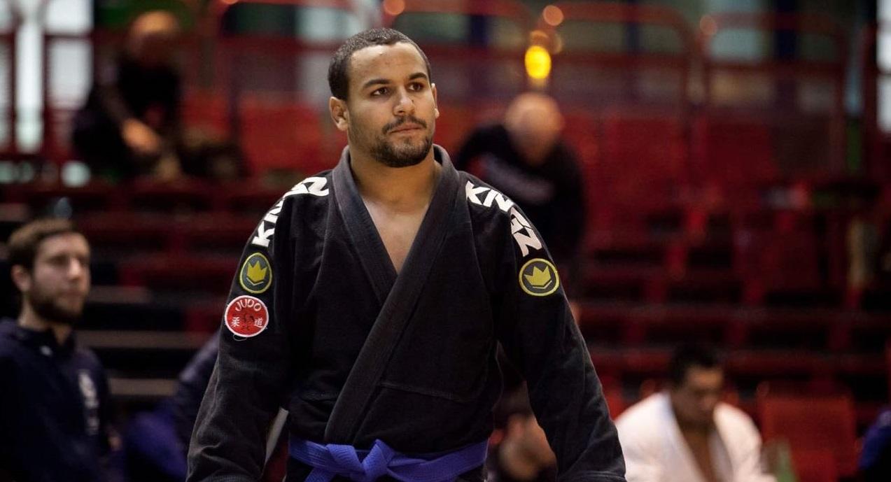 Mehdi Benali, le judo dans l'âme !