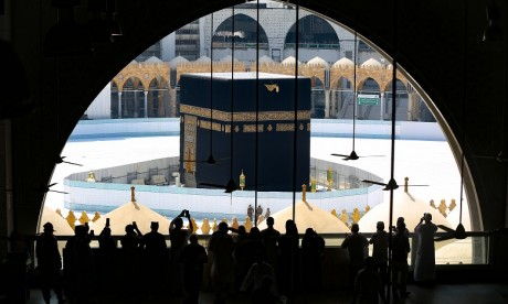 Coronavirus: Réouverture de l'esplanade de la Kaaba