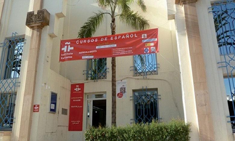 Cervantes de Casablanca suspend ses activités culturelles