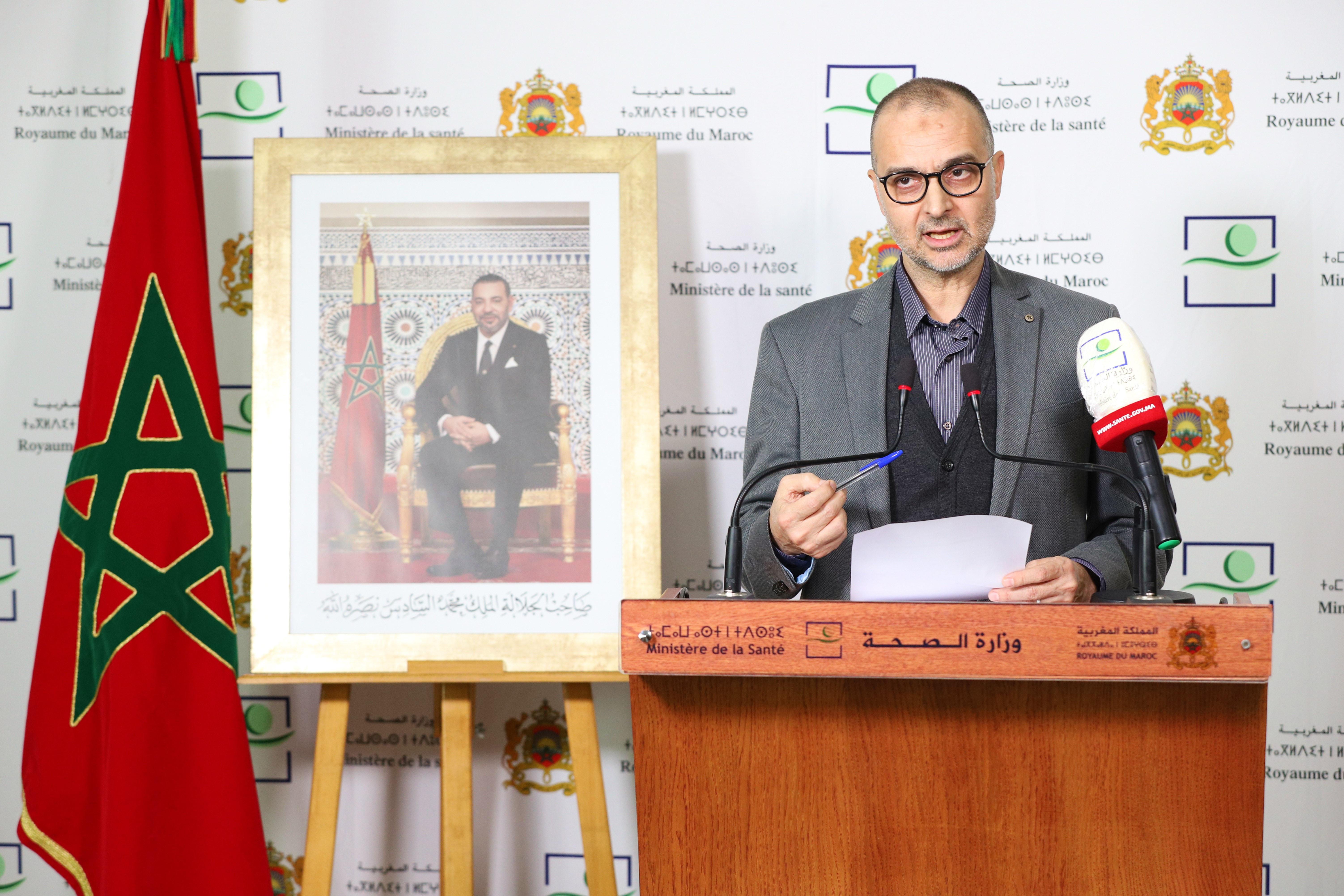 Covid-19 : 15 nouveaux cas confirmés au Maroc, 617 au total