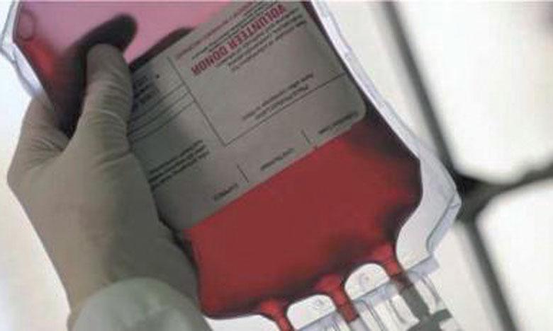 Covid-19 : Les fonctionnaires de la préfecture de police de Marrakech se mobilisent pour le don de sang