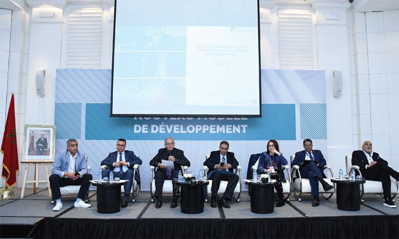 La quatrième matinale du Groupe Le Matin a été riche en recommandations. Les intervenants ont ainsi appelé à une accélération des réformes, une meilleure implication du secteur privé, une meilleure gouvernance des établissements d'enseignement public et une plus grande ouverture sur les dernières technologies et la digitalisation.