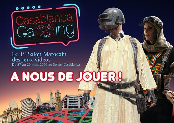 Coronavirus : Report du premier Salon marocain de jeux vidéo