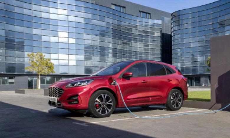 Ford a annoncé 14 véhicules électrifiés pour 2020, utilitaires compris. Un chiffre qui passera à 18 véhicules d'ici fin 2021.