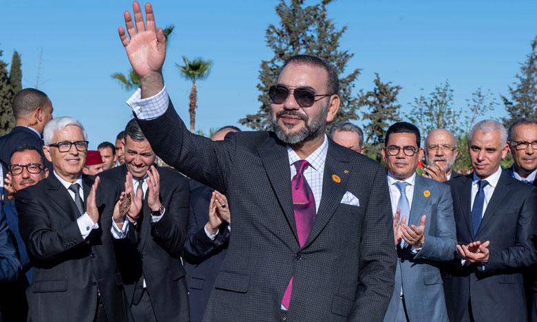 S.M. le Roi lance les travaux de construction d'un «Centre médical de proximité - Fondation Mohammed V pour la Solidarité» à Fès et donne Ses Hautes Instructions pour la réalisation de deux autres à Fès et à Tanger