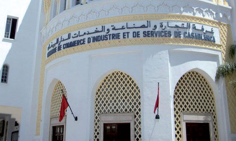 Fonds anti-coronavirus : 10 millions de DH de la Chambre de Commerce Casablanca - Settat