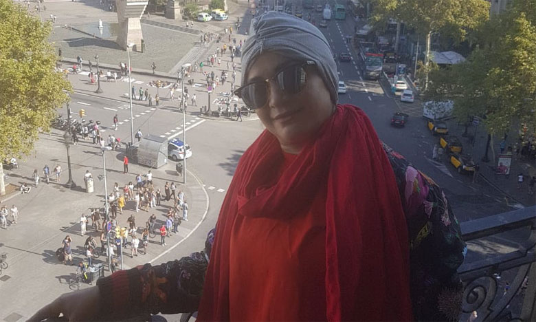 Amina Ennahal.