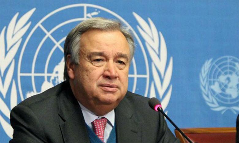 L'ONU lance un plan de réponse humanitaire mondiale  de 2 milliards de dollars