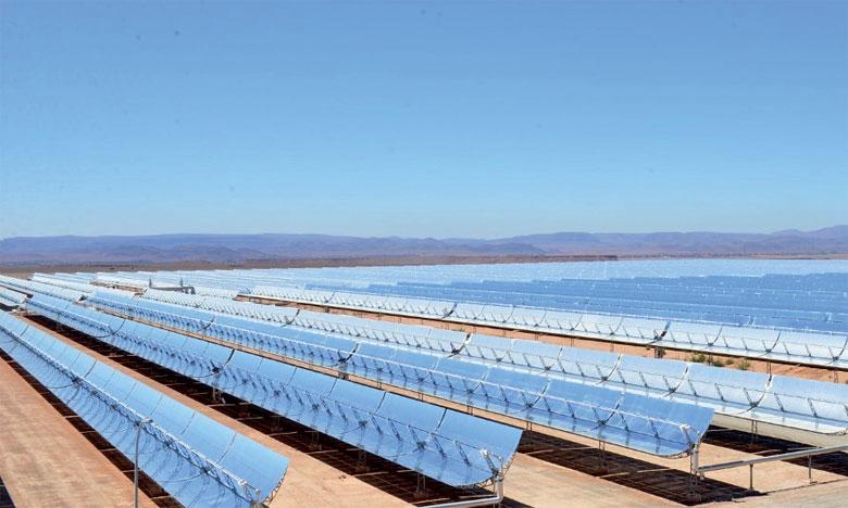 Noor Ouarzazate : Inauguration d'un système de stockage d'énergie thermique