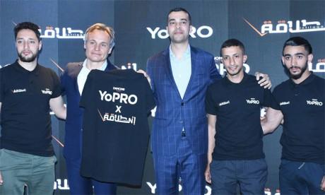 Danone YoPro et Tibu Maroc partenaires pour  l'insertion professionnelle des NEET