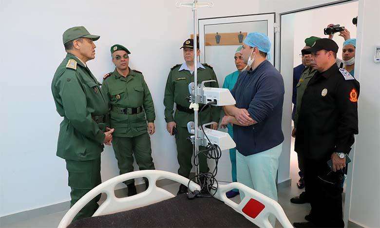 Les cadres de la médecine militaires entament leur déploiement dans différentes régions du Royaume pour prêter main forte à leurs homologues civils dans leur combat contre la pandémie du coronavirus