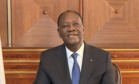 Alassane Ouattara s'exprime  sur la révision constitutionnelle