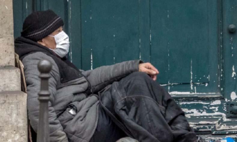 Covid-19 : Des dizaines de sans-abris pris en charge