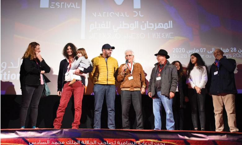 Présentation du film «Lalla Aïcha» de Mohamed El Badaoui. Ph. Kartouch