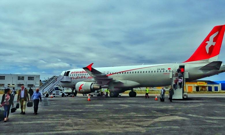 Aéroport de Tanger: Des vols exceptionnels pour les étrangers et les MRE