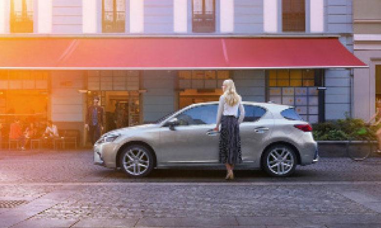 Les Lexus NX 300h, IS 300h et CT 200h font partie des 10 modèles considérés comme étant les plus fiables de leurs catégories respectives.