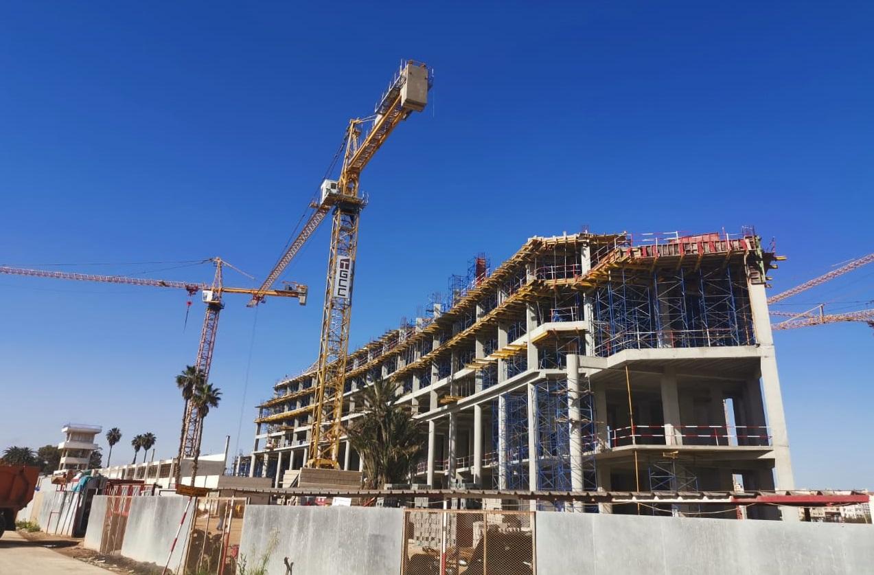 Le Conseil national de l'Ordre des Architectes appelle à l'arrêt des chantiers de construction