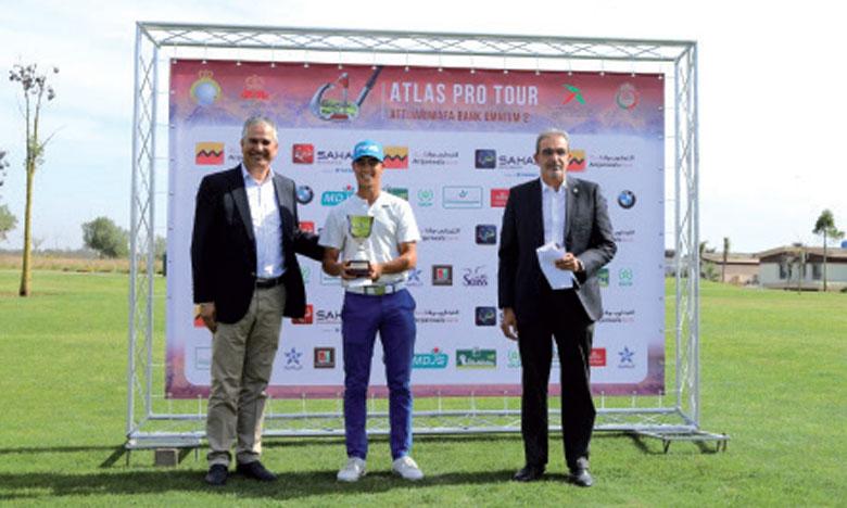 Première victoire en professionnel pour Othman Raouzi, un des espoirs du golf national.
