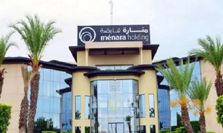 Coronavirus : Menara Holding apporte 3 millions de DH au Fonds spécial