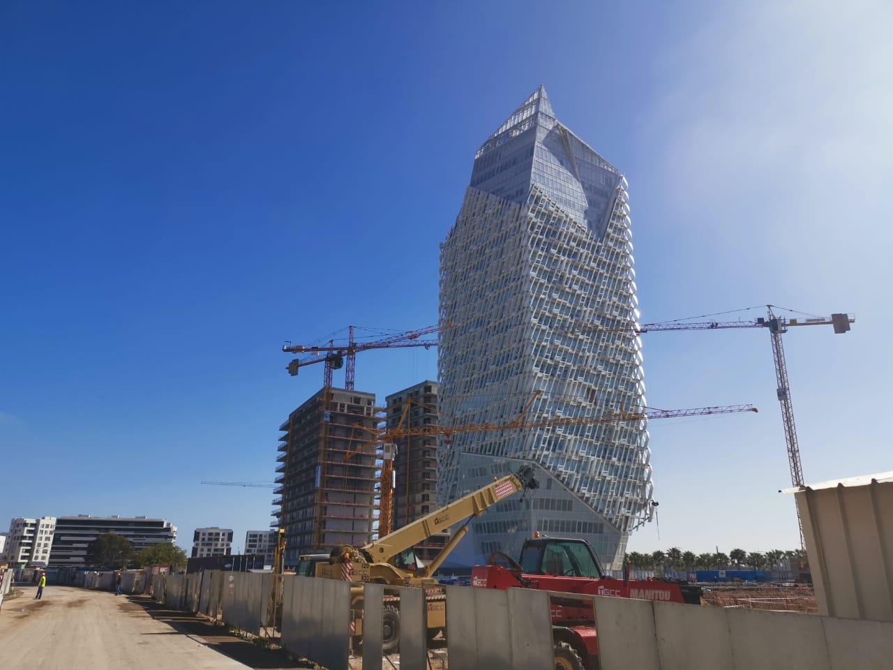 Les architectes reviennent aux chantiers