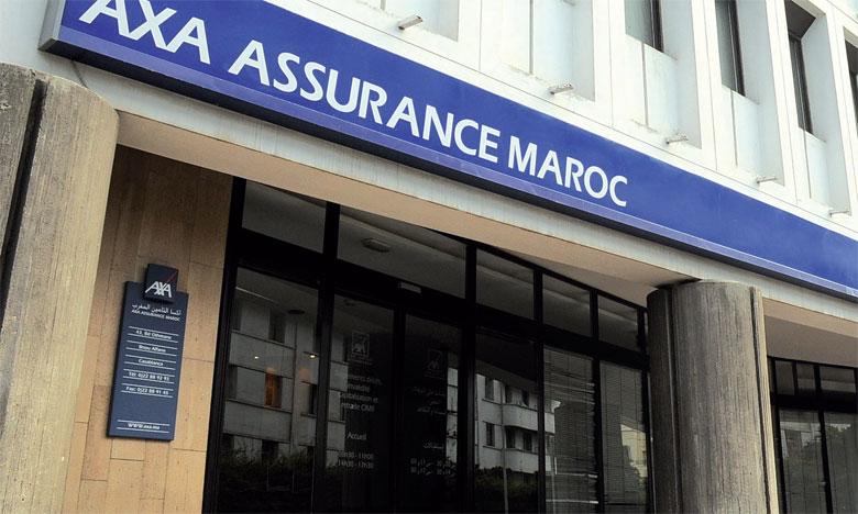 Une couverture automatique a été décidée par Axa Assurance Maroc pour les accidents de travail  des salariés opérant depuis leur domicile.