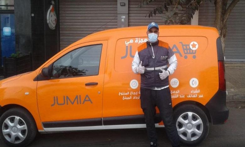 Jumia soutient le gouvernement dans sa lutte contre le Covid-19