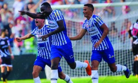 Le club du Détroit interdit de recrutement par la FIFA à cause du Camerounais Rostand M'Baï