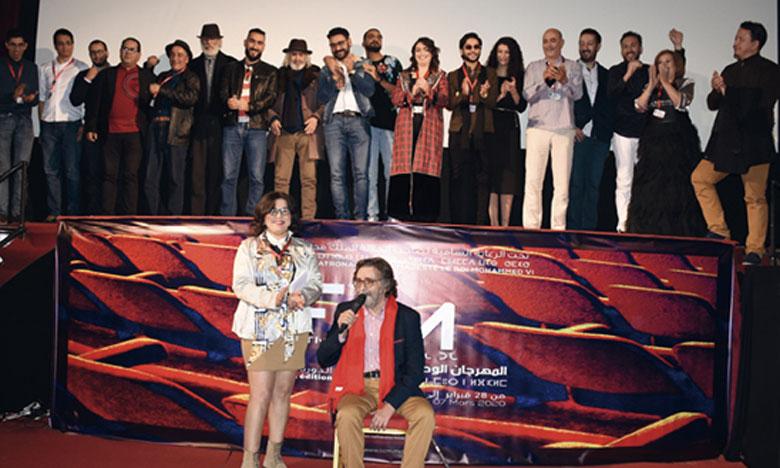 «La Mora, l'amour en temps de guerre» de Mohamed Ismaïl séduit le public
