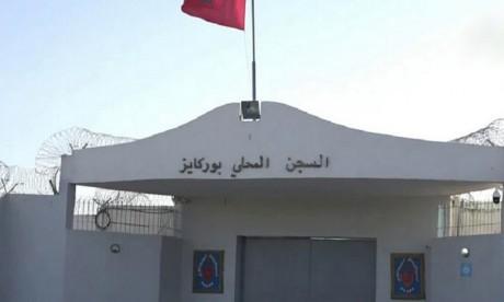 Fès: Mise au point de la prison Bourkaiz sur l'infection d'un détenu au covid-19