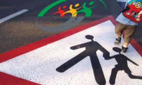 Signature d'une convention  portant sur la sécurité routière