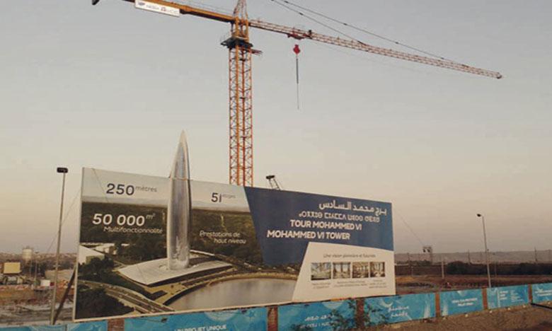 Le malaisien Eversendai a déjà travaillé avec Besix sur le projet Burj Khalifa à Dubaï.