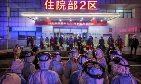 Coronavirus: la Chine annonce 38 décès supplémentaires, nombre de cas en repli