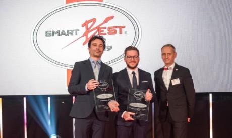 Le nouvel assistant numérique «Laura» remporte le prix «Smartbest»