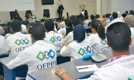Près de 125 millions de DH pour la création d'une Cité des métiers et des compétences