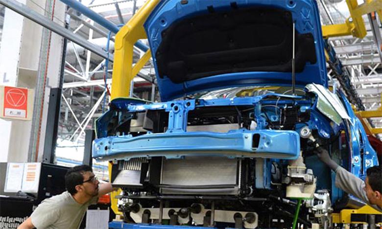 Selon la Délégation de l'UE, l'arrêt de l'activité pourrait à terme se répercuter sur les 180.000 individus employés par l'industrie automobile, les 250 équipementiers automobiles opérant au Maroc autour de neuf écosystèmes.