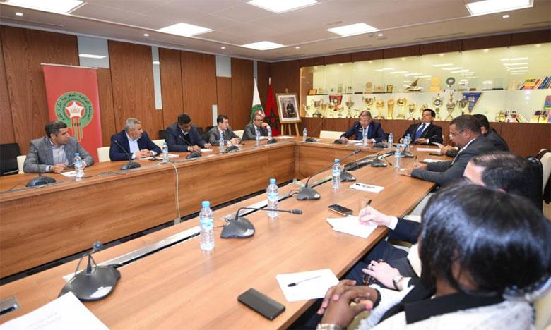 Les principaux points évoqués lors de la réunion du comité directeur de la FRMF