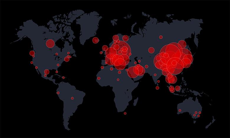 Coronavirus : Les citoyens du monde s'inquiètent pour leur santé, les Marocains pour leur pays