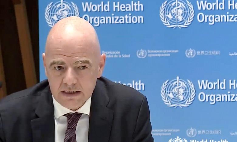 Coronavirus: la Fifa réfléchit à une aide pour le football mondial