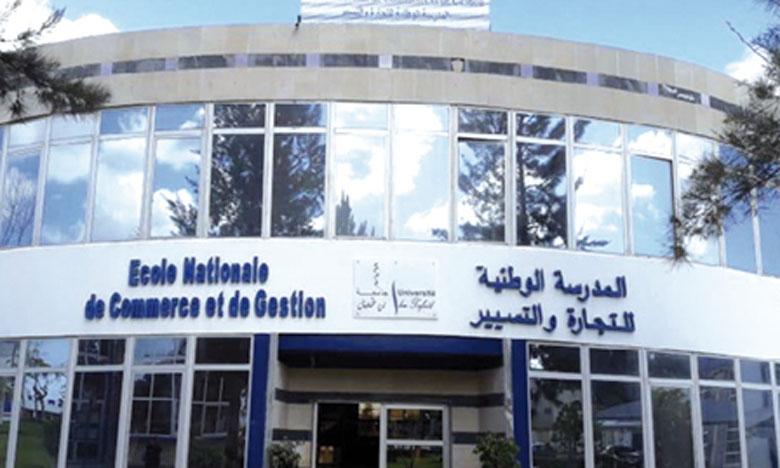 Désormais déserte, l'ENCG de Kénitra a procédé à la mise en ligne des cours et des travaux dirigés relatifs aux différents semestres.