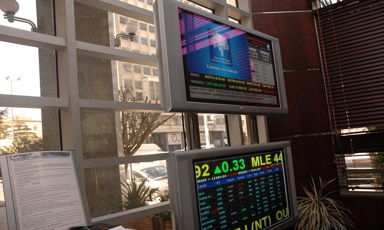 L'hémorragie continue : La Bourse de Casablanca dévisse de 5,82% !