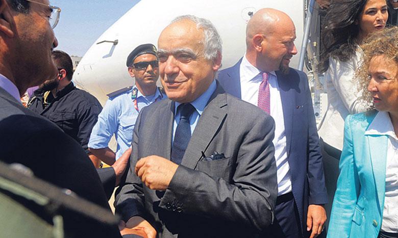 L'ONU veut une «transition en douceur» pour maintenir «l'élan des progrès» en Libye