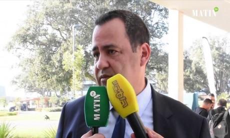 Ahmad Ahmad accepte la démission de Mouad Hajji
