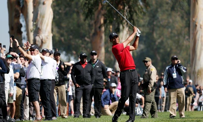 Tiger Woods sera intronisé au Temple de la renommée en 2021 — Golf