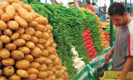 Covid-19 : Réunions sur l'approvisionnement  du marché dans la province